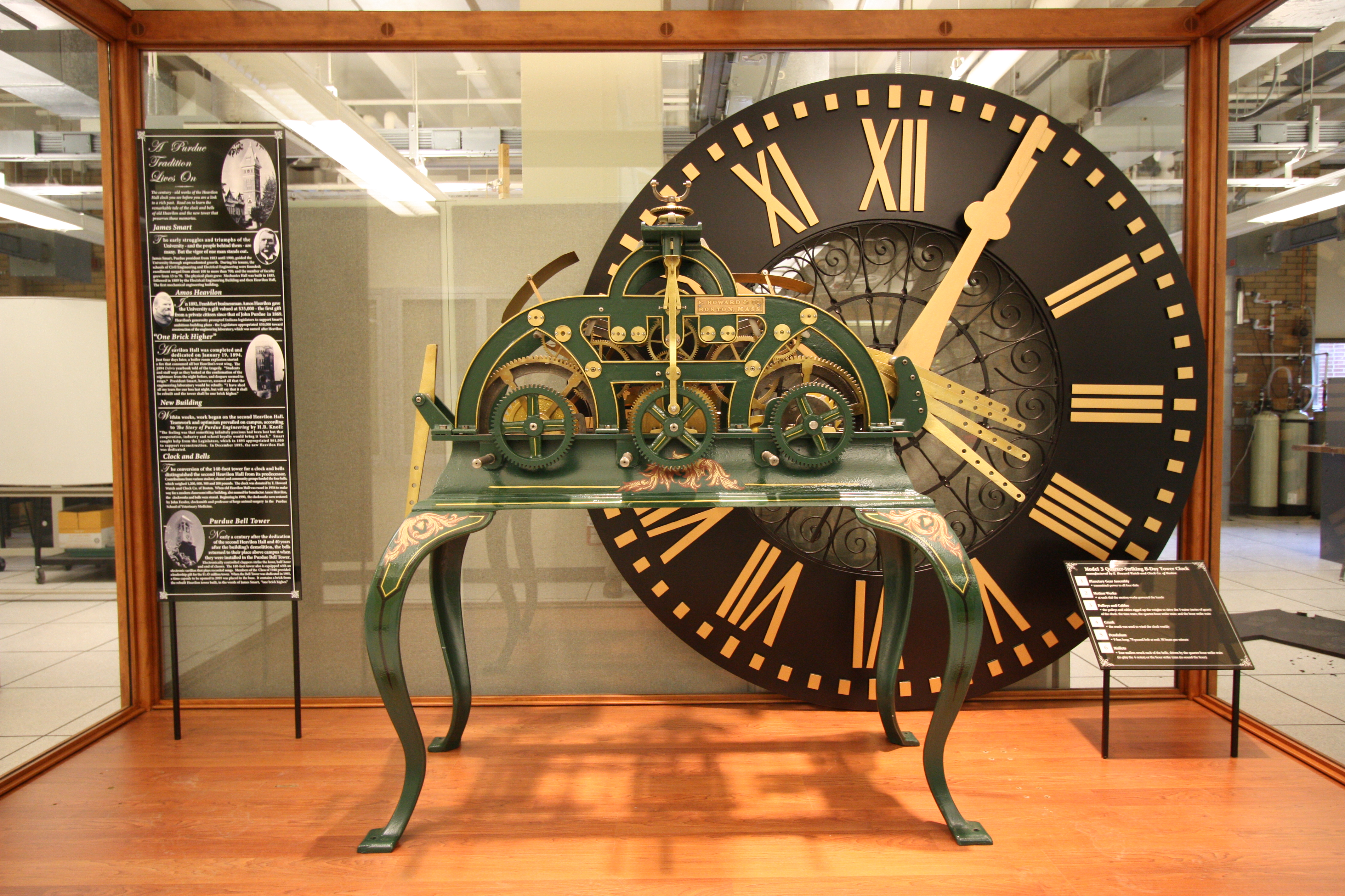 Gallery Smith S Bell And Clock Service Inc