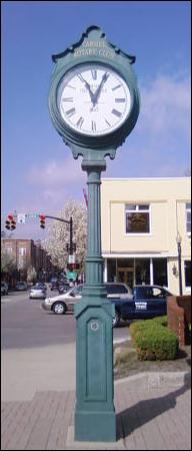 Street Clock Company